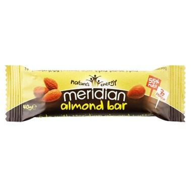 Snack Bars - Meridian Almond Bar