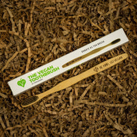Toothbrushes - TheVeganKind - Branded Bamboo Eco Friendly Toothbrush