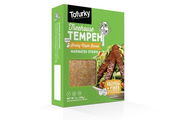 Vegan Meats - Tofurky Smoked Maple Bacon Tempeh (200g)