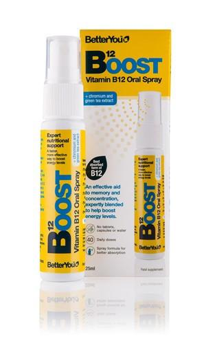 Better You Daily Vitamin B12 Oral Spray - TheVeganKind