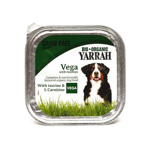 Yarrah Organic - Grain Free Recipe Vega with Rosehips (150g) - TheVeganKind