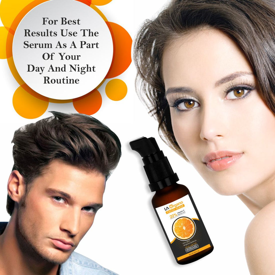 Vitamin C Serum for Brighter, Smoother Skin