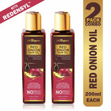 Red Onion Hair Oil for Hair Growth
