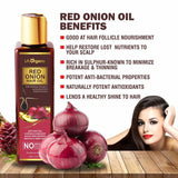 Red Onion Hair Oil+Activated Charcoal Peel Off Mask+Vitamin C Face Serum Skin & Hair Care Combo(Pack of 3)