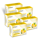 Glutathione Lemon Skin Whitening Soap