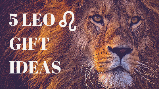 5 Gifts to Give a Leo