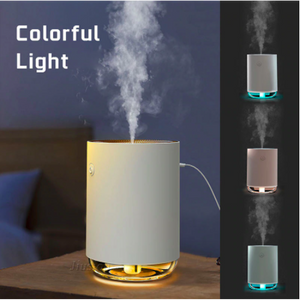 Mini USB Air Humidifier Essential Oil Diffuser