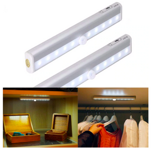 10 LED Wireless Motion Sensing Light