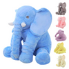 Elephant Plush Pillow - Elephant Plush
