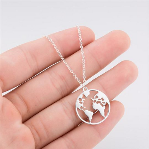 New Save The Earth Necklace