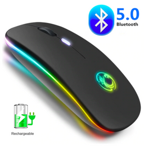 Bluetooth RGB Color Wireless Mouse