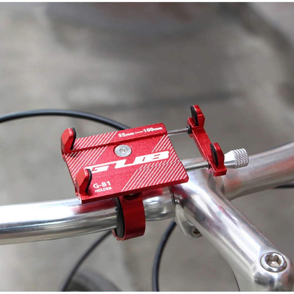 G-81 Aluminum Bike Phone Stand