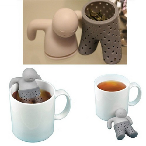 Little Man Tea Infuser (Shipped From USA)