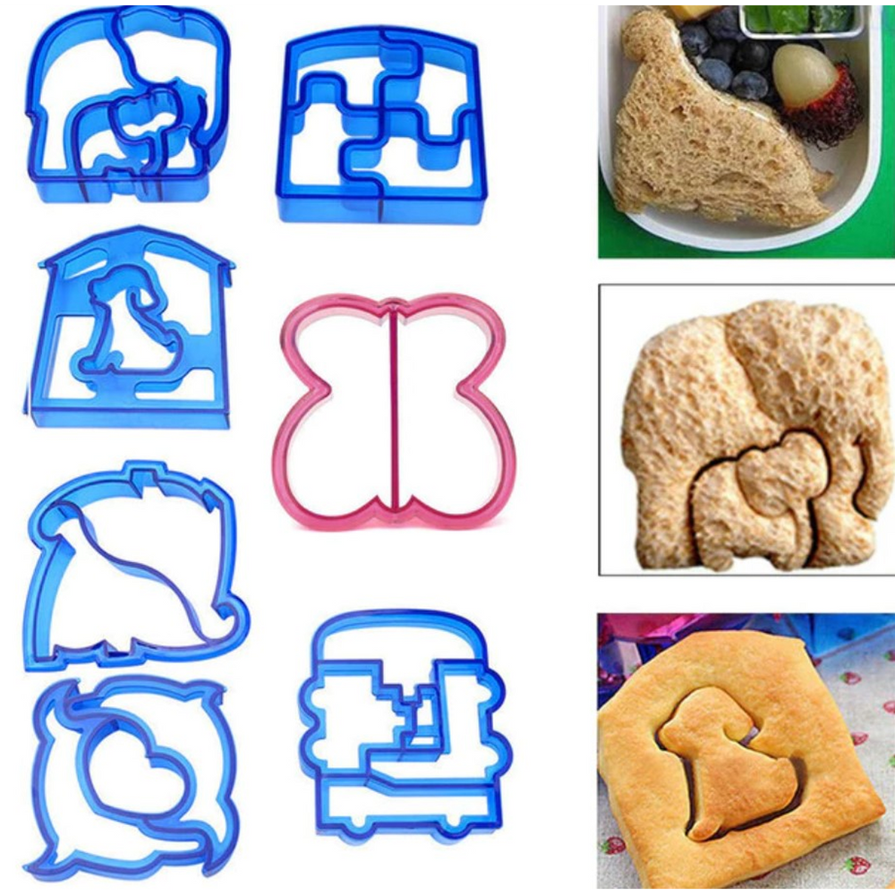 Kids Sandwich Molds