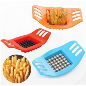 Stainless Steel French Fry Cutter (Shipped From USA)