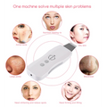 Ultrasonic Vibrating Face Cleansing Machine