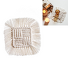 Macrame Bohemian Coasters -2pack (Ships from USA)