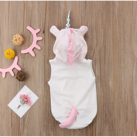 Unicorn Babysuit