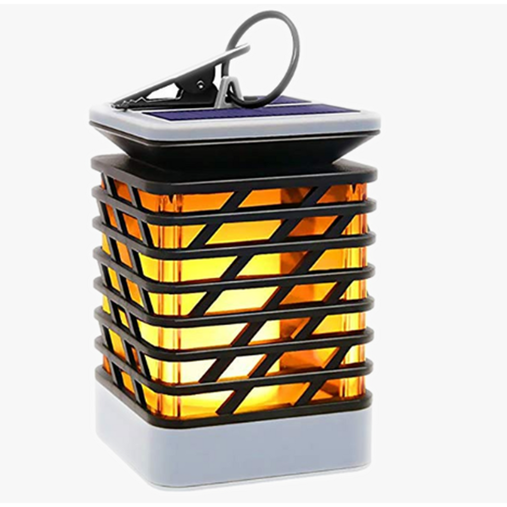 Waterproof Solar Flame Hanging Lamp (Shipped From USA)