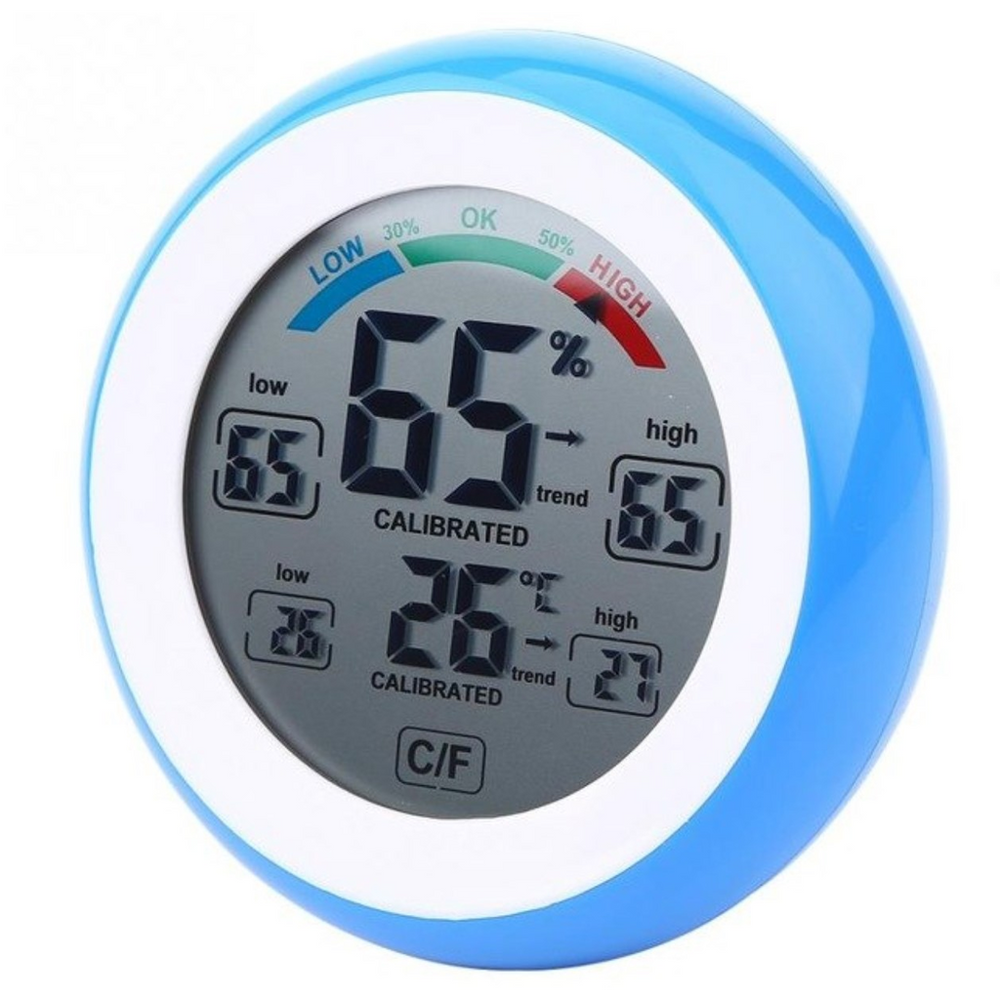 Internal Digital Thermometer