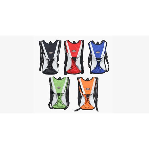 Hiking/Bicycle Hydration Backpack - Assorted Colors (Shipped from USA)