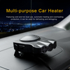 Multi Purpose Portable Car Heater