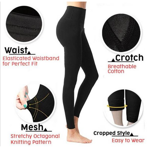 Sculpting Sleep Leg Shaper Leggings