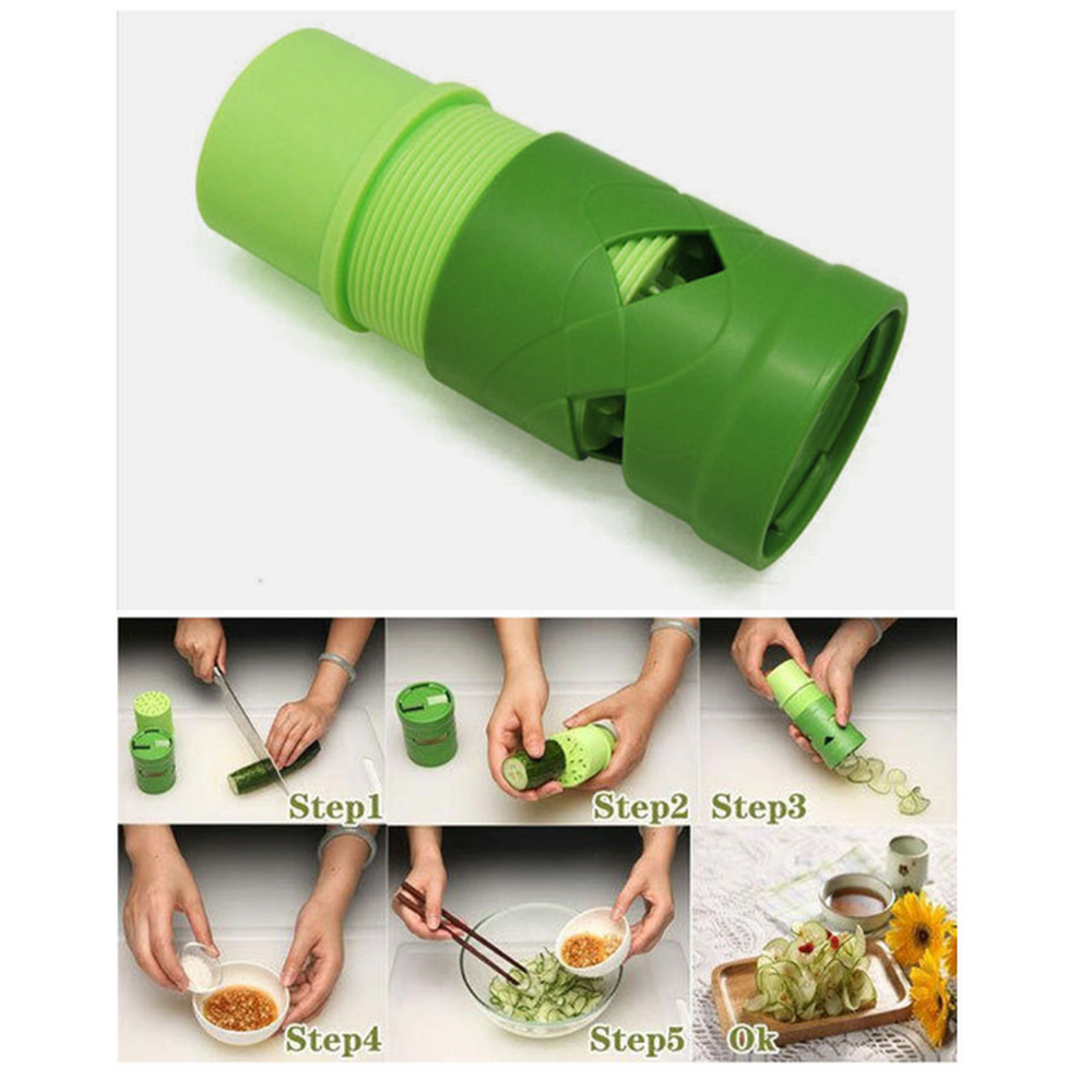 Magic Veggie Twister - Kitchen Tool (Shipped From USA)