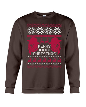 Snowman Perfect Gift Sweatshirt- Unisex - Sizes Small to 5XL Ugly Christmas Sweater