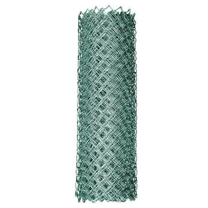YARDGARD Chain Link Fence Fabric 5 ft. x 50 ft. 11.5-Gauge Steel Rust Resistant