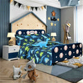 NEW BEDROOM KIDS BED IN A BAG COMFORTER + SHEET COMPLETE BEDDING SET MANY STYLES