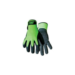 CAT® MERCHANDISE CAT017417J CAT MERCHANDISE STRING KNIT LATEX COATED GLOVE JU...