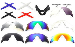 Replacement Lenses For Oakley M Frame Heater Multi-Selection By Galaxylense