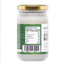 Load image into Gallery viewer, Organic Coconut Butter 250g - Raw, Unrefined and Cold Pressed