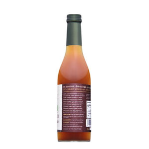 Organic Coconut Cider Vinegar 375ml - Made from Coconut Sap (NOT coconut water)