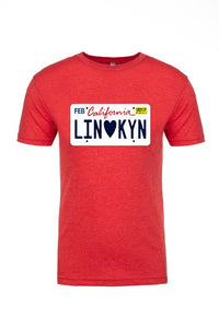 Red Linkyn Adult Short Sleeve
