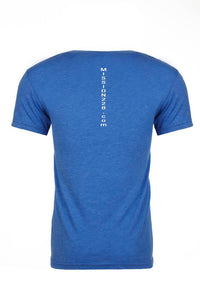 Blue Linkyn Adult Short Sleeve