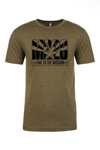Military Green M228 Adult Short Sleeve