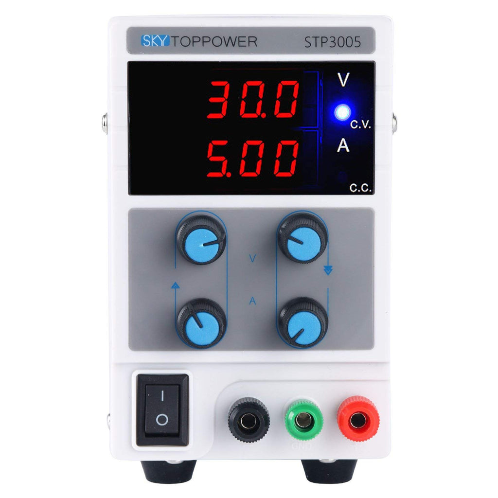 30v 5a Variable Adjustable Digital Regulated Dc Power Supply For Lab This Is A With Short Circuit Protection And
