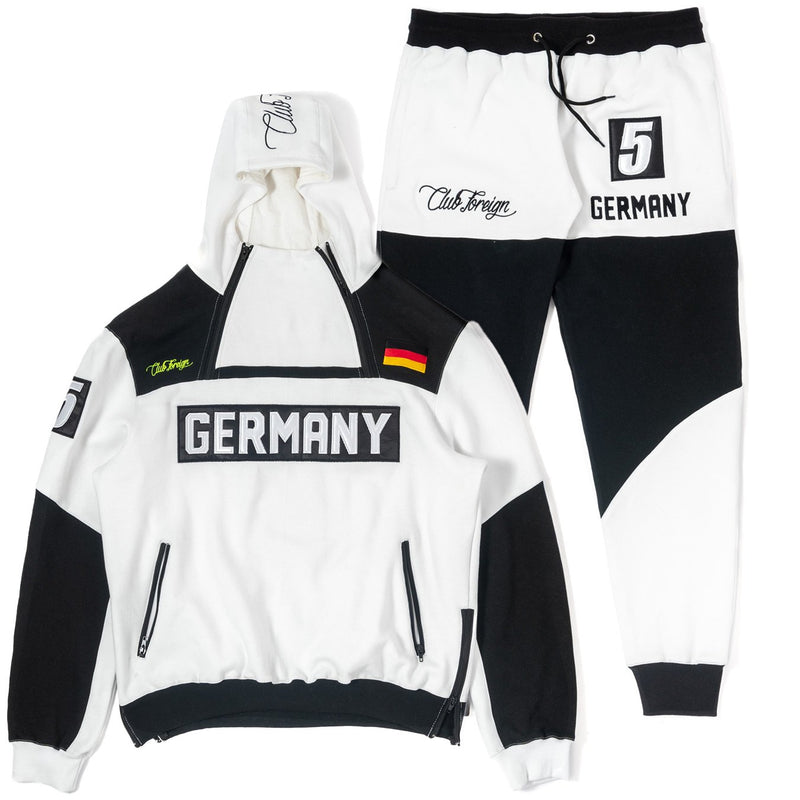 "ClubForeign Sweatsuit Two Tone ""Snowmonile"" Edition"