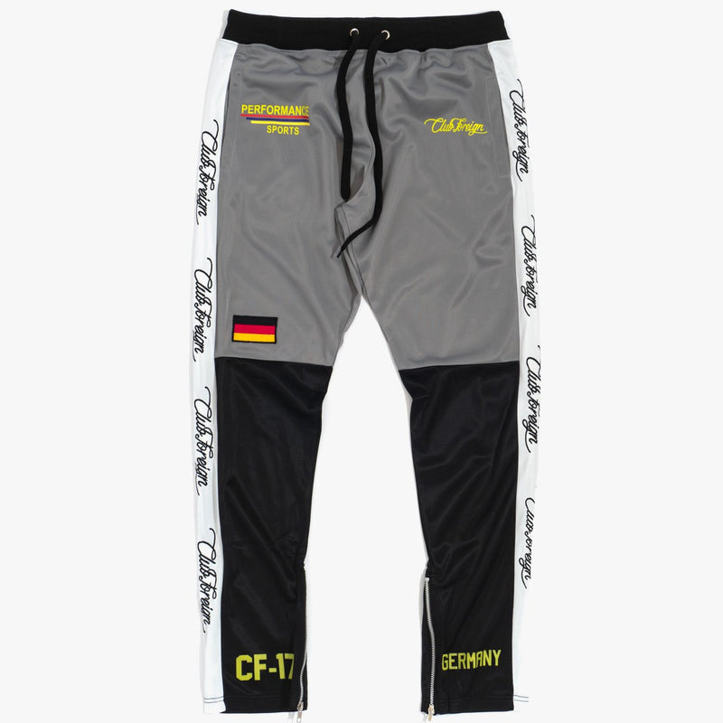 ClubForeign Tracksuit Jacket and Jogger Pants GGR - Trends Society