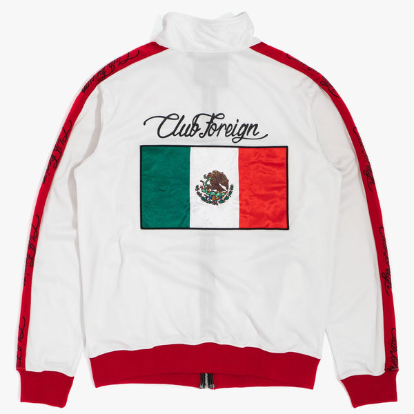 ClubForeign Tracksuit Mexico Jacket and Jogger Pants MWR - Trends Society