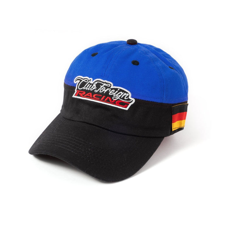 ClubForeign Racing Hat Blue