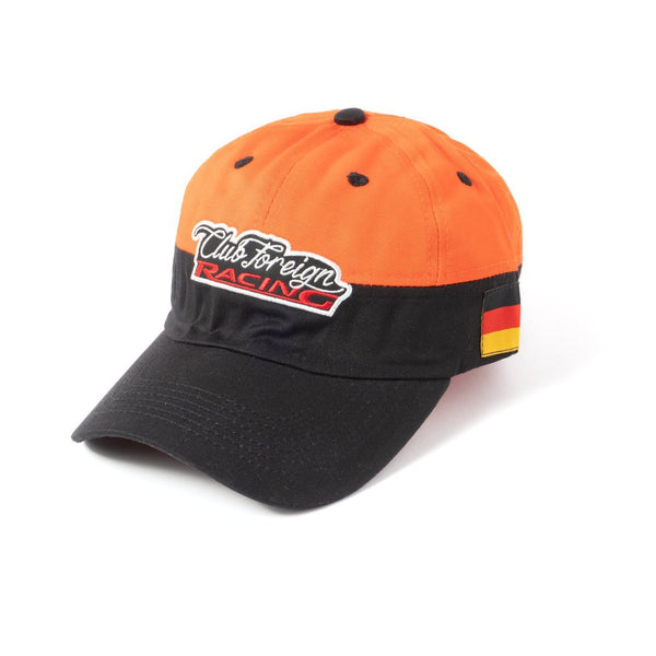 ClubForeign Racing Hat Orange