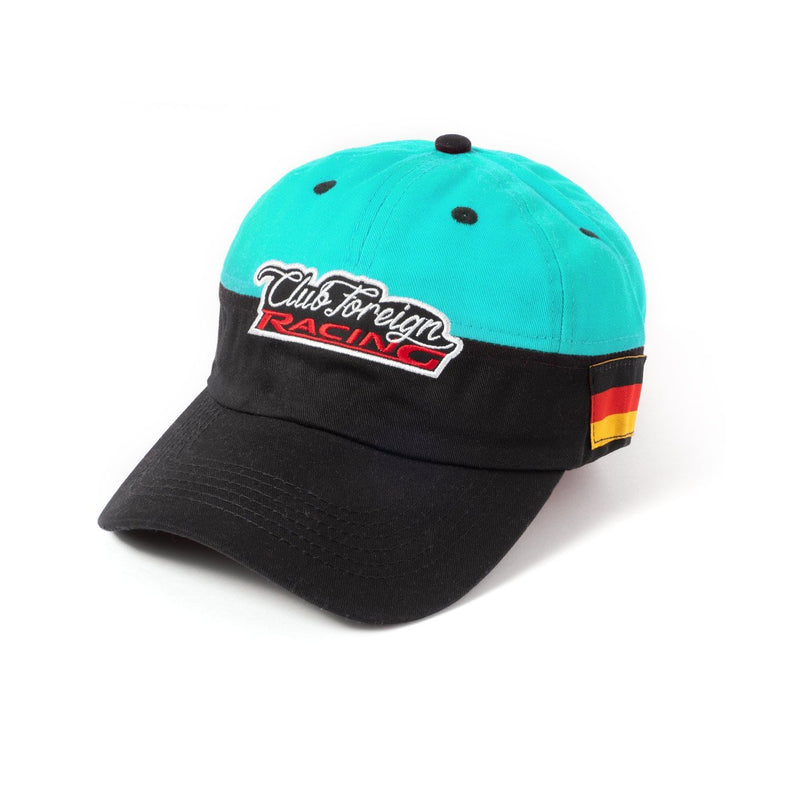 ClubForeign Racing Hat Teal