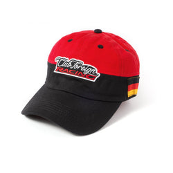 ClubForeign Racing Hat Red
