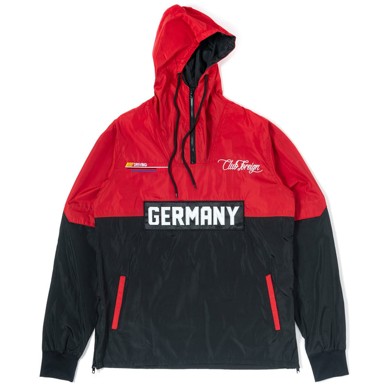 ClubForeign Windbreaker Set CF-2.1 Red Jacket