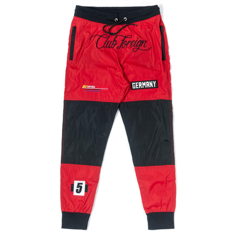 ClubForeign Windbreaker Set CF-2.1 Red Pants