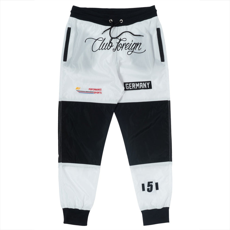 ClubForeign Windbreaker Set CF-2.1 White Pants