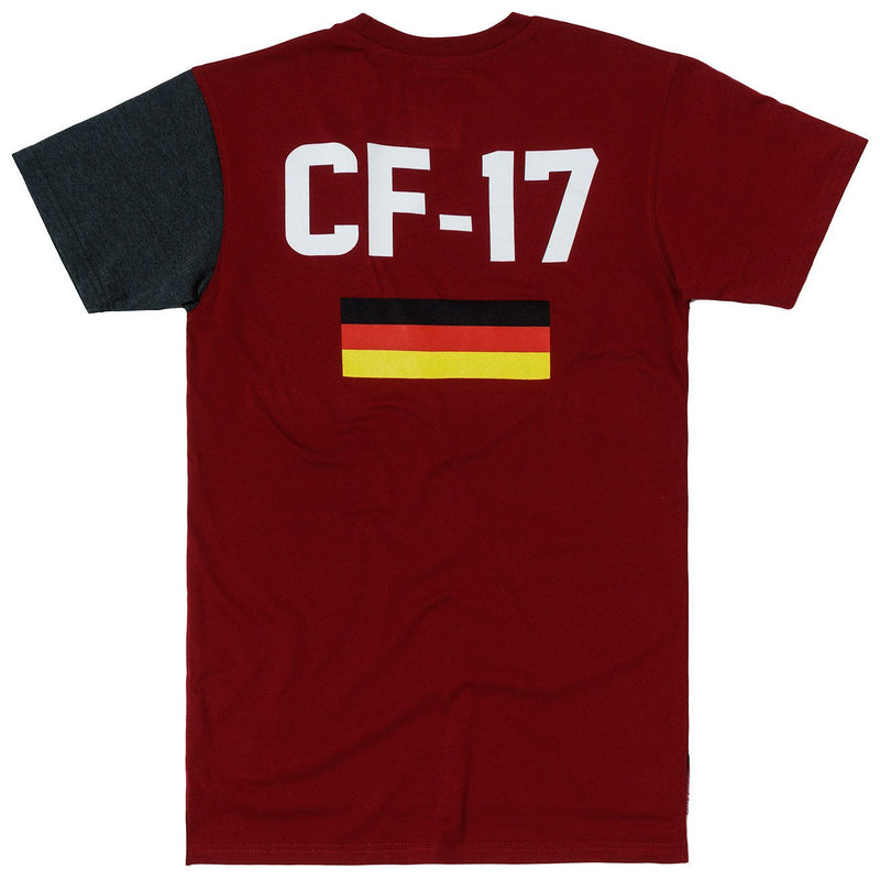 ClubForeign Sports T-Shirt Germany Series CF-17 Premium 78-3 - Trends Society